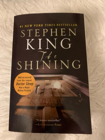 "Quarantine Find: ""The Shining"" Book Review"