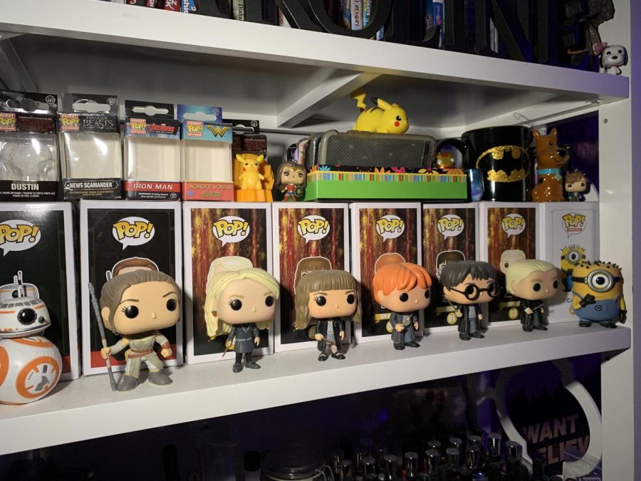 Funko pop figures are a popular way people show their love and support for a fandom.