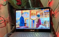 A Christmas Carousel is a new Hallmark holiday movie this year.
