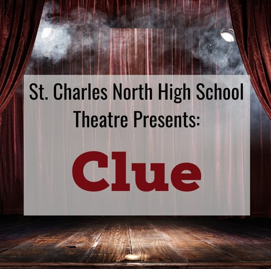 Clue will be performed live with actors in separate rooms and interacting with one another through their screens.