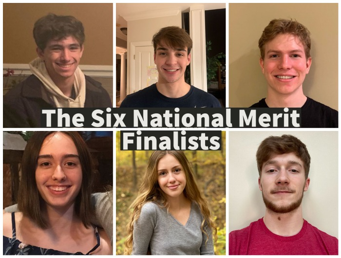"""""""This year, for us to have six students as finalists is really cool. That's not typical,"""" said Peters."""