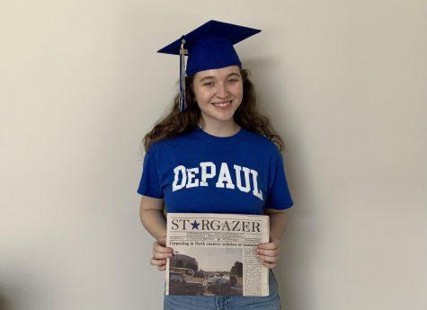 Paige Maki will be attending DePaul University next school year.