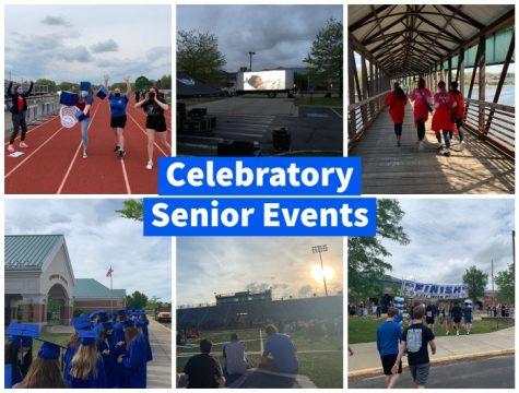 Senior Events as Told Through Photos