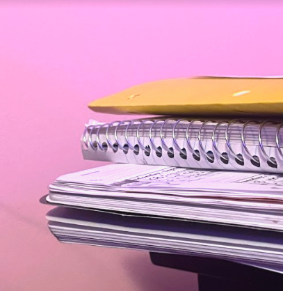 Schoolwork can pile up, leaving students worried